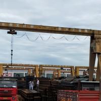 成都现货 重庆现货 Q235工字钢 桥梁工字钢 焊接工字钢图片