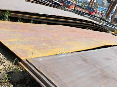 供应Q235B中厚钢板 重钢中板 普中板  代切割配送