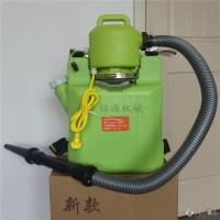 农用蔬菜喷雾机 手提背负两用电动弥雾机 大棚加湿器