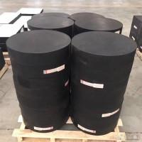 矩形减防震橡胶垫块 橡胶缓冲垫块 工业减震橡胶垫块