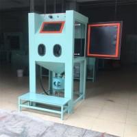 焊接件焊接口清理喷砂机