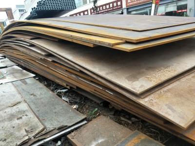 耐磨钢板现货 机械设备加工用nm400钢板 耐磨中厚钢板