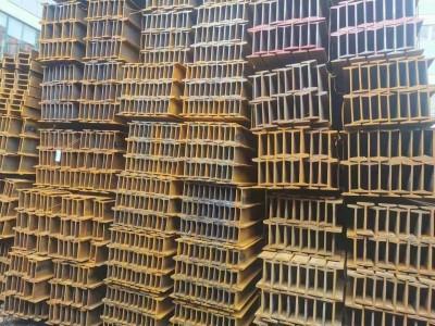 Q235 工字型钢材 现货供应  量大价优