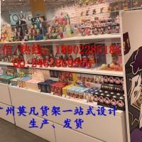 北京调色师货架高颜值设计、THECOLORIST道具展示图片