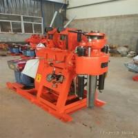 红河取芯钻机分拆方便 小型XY-200百米岩芯钻机图片