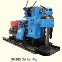 北探GK200岩心钻机制造商 取样勘查钻机图片