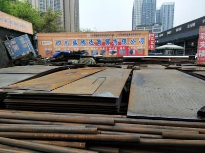 供应多种规格Q235B钢板 中板 中厚板  代切割配送