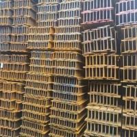现货供应  热轧槽钢Q235B工字钢  镀锌槽钢图片