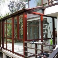 成都成华区钢结构玻璃阳光房