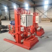农田灌溉井钻机 家用岩石打井机可配潜水泵图片