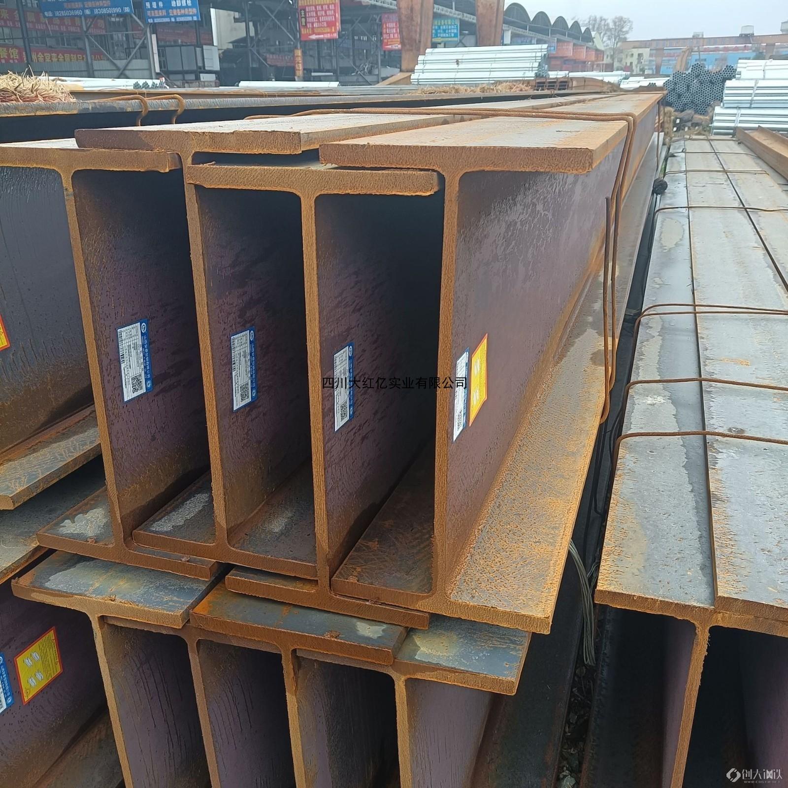 Q235B 隧道工字钢 10-45#热轧工字钢   规格齐全