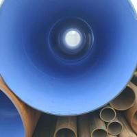 工业Q235B螺旋管 大小口径排污直缝管 大直缝管出售图片