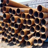 聊城厚壁无缝钢管现货20#45#结构管流体管批发图片