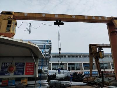 现货供应q235焊管 工地用厂家直发 可切割直缝焊管