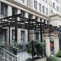 成都钢结构玻璃阳光房图片
