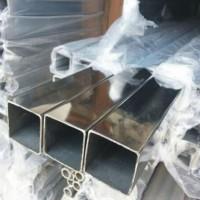无缝不锈钢方管 认准无锡乔迪 有完整的设备设施图片
