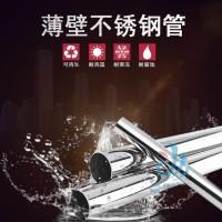 云南信烨薄壁不锈钢水管卫生级不锈钢水管图片