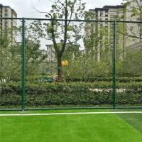 公园足球场防护网安装 运动场场地围栏网隔离网价格图片
